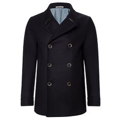 Buy JOHN LEWIS & Co. Made in England Falcon Peacoat Online at johnlewis.com
