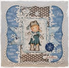 Juleklem/Christmas hug I Card, Maya, Hug, Christmas, Xmas, Weihnachten, Navidad, Maya Civilization, Yule