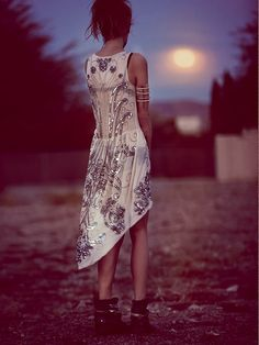 Free People Spin Me Right Round Sequin Dress, $595.00 - too bad this price tag kills.....