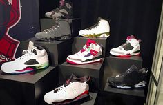 Check out a preview of Jordan Brand's upcoming Summer 2015 collection.