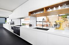 kitchen windows. The Strand | Cantilever