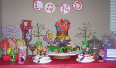 candy table2