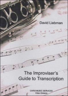 Jamey Aebersold Jazz: Improvisor's Guide To Transcription - DVD