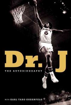 With startling honesty and an unmistakable voice, Dr. J is a historic self-portrait of an American legend, Julius The Doctor Erving. With his flights of improvisation around the basket and his towerin