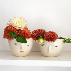 epic flower pots and planters by Elisandra Sevenstar on Etsy