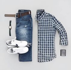 men's fashion style outfit and outfit grids inspirations style grid for men fashion for men Komplette Outfits, Casual Outfits, Men Casual, Casual Shoes, Casual Chic, Street Style Outfits, Big Men Fashion, Club Fashion, Fashion 2020