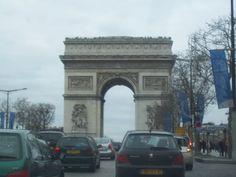 Paris Champs Elysees, Triomphe, Arc, 2 Months, I Want You, D Day