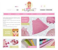 Lilyzou website