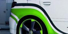 Audi RS3 Safety Car Fostla