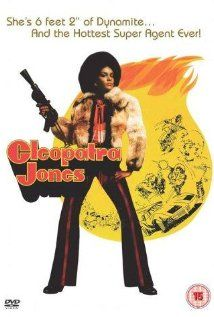 Cleopatra Jones...yes,it blaxpoloitation.  But unlike other movies Ms. Jones is someone to admire.  A CIA agent who doesn't have to show her physical assets, if you know what I mean, to get the job done.  Her wardrobe is fierce and she's BAAAAADDD!