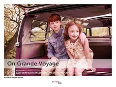 circus mag: Tom Menz Photography - On Grand Voyage | Auf großer Fahrt!