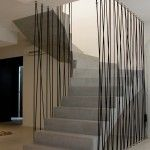 rampe d 39 escalier en filet de corde superstairs pinterest recherche. Black Bedroom Furniture Sets. Home Design Ideas