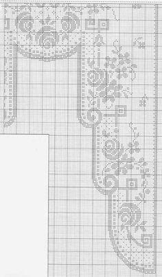 Kira Scheme Crochet: Scheme Crochet No. Granny Square Crochet Pattern, Afghan Crochet Patterns, Crochet Motif, Crochet Designs, Crochet Doilies, Crochet Stitches, Quick Crochet, Crochet Home, Filet Crochet Charts