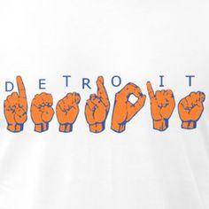 #wdet loves this tiger's orange #detroit design.