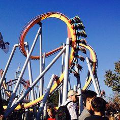 12 alternativas de parques de diversão além da Disney World - Knott's Berry Farm, em Buena Park, Califórnia, nos EUA