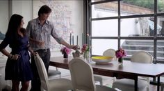 Check out this video where we talk about what inspired the new collection we designed with @CB2!
