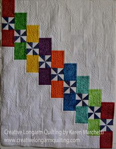 Creative Longarm Quilting by Karen Marchetti: Hurry up and wait...