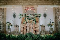 Pernikahan Percampuran Adat Sunda dan Palembang Dengan Nuansa Pastel - achadyan15171