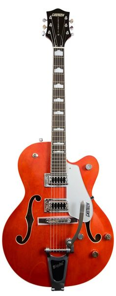 Gretsch G5420T Electromatic Hollow Body Orange #gretsch #guitar