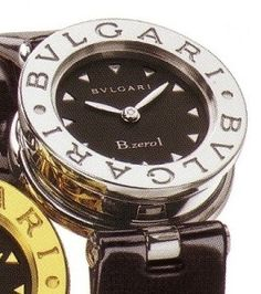 Bvlgari. LOVE this watch!!