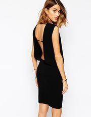BA&SH Alexa Dress with Open Back