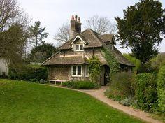 Meadowmoor Cottage Inspiration, Blaise Hamlet, England - traditional - exterior - bristol - Boldenow & Associates LLC