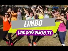 Limbo by Daddy Yankee   Zumba® Fitness with Madelle, Kristie & Van   Live Love Party - YouTube