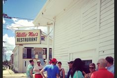 Willie May's Scotch House   New Orleans