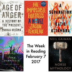 Fresh Reads Out This Week