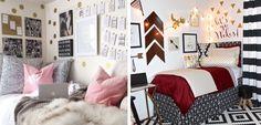 Ideas fáciles para decorar las paredes del dormitorio - https://www.decoora.com/ideas-faciles-decorar-paredes-dormitorio/
