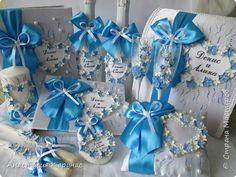 Декор предметов Свадьба Свадебные аксессуары--зимнее Бисер фото 1