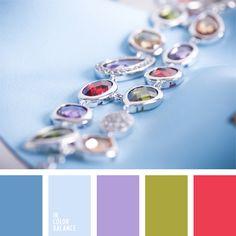 Color Palette No. 509