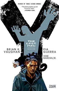 Y The Last Man Book One by Brian K. Vaughan