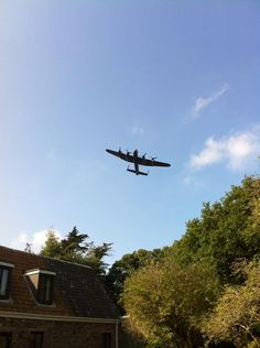 """""""Bye & thank you! Battle Of Britain, Military Aircraft, Lancaster, Airplanes, Twitter, Planes, Plane, Airplane, Aircraft"""