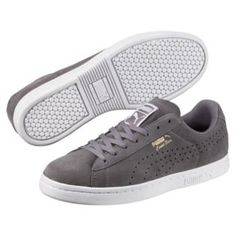 a1e449e979a Thumbnail 2 of Court Star Suede Trainers in QUIET SHADE Te Quiero