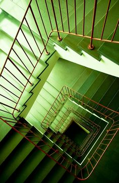 The Green Room Interiors Chattanooga, TN ~ These stairs make me happy! :)