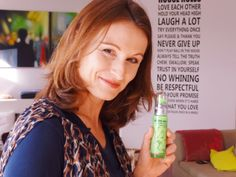 Apple and snake venom skincare at a new Dianne Bril Beauty Home Party xxLydie you are just lovely