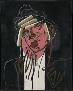 Francis Picabia The Handsome Pork-Butcher, c.1924–6