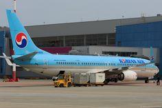 Boeing B737 HL8249 KoreanAir