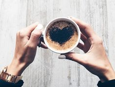 #drink #coffee #heart #inspiration #morning #pic #nails Coffee Heart, Drink Coffee, Coffee Maker, Rings For Men, Random, Nails, How To Make, Inspiration, Finger Nails