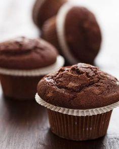 Muffins au chocolat Thermomix pour 4 personnes - Recettes Elle à Table