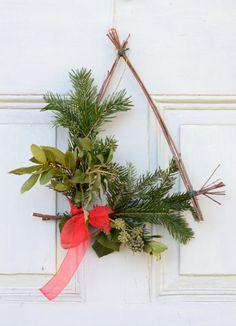 Who says wreaths hav