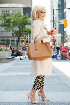 Style Sessions: 3 Ways To Wear A Pink Coat | theglitterguide.com