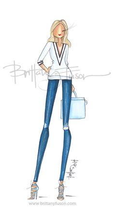 Brittany Fuson: Varsity