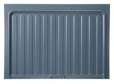 "Rev-A-Shelf Vanity Base Drip Tray 34-1/2"" x 20-1/4"" Silver  "