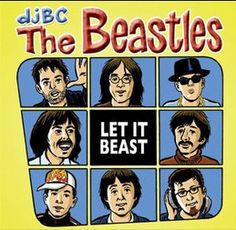 New album of Beatles/Beasties mashups - drop-dead awesome!