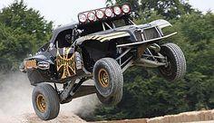 Jesse James' Trophy Truck