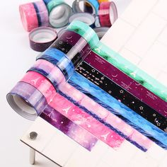Recommended For You Always aspired to discover ways to knit, nonetheless uncertain where to start? This particular Total Beginner Knitting S. Stationary Store, Stationary School, Cute Stationary, School Stationery, School Suplies, Cool School Supplies, Masking Tape, Washi Tapes, Duct Tape