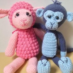 Just because they are so dang cute! Can't wait to see them snuggling with their babies in their new homes!  #surrogate #surrogacy #sheep #lamb #yearofthesheep #yearofthemonkey #chinesenewyear #crochet #instacrochet #instakids #instagood #amigurumi #amigurumis #amigurumidoll #cute #cuties #freehand #handmade #toys #makeology #madeincanada #madewithlove #baby #babies #pink #blue #etsy #etsylove by hollyshobbiescrafts