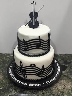 https://flic.kr/p/FymJi3 | cello birthday with music notes